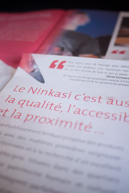 Les valeurs Ninkasi