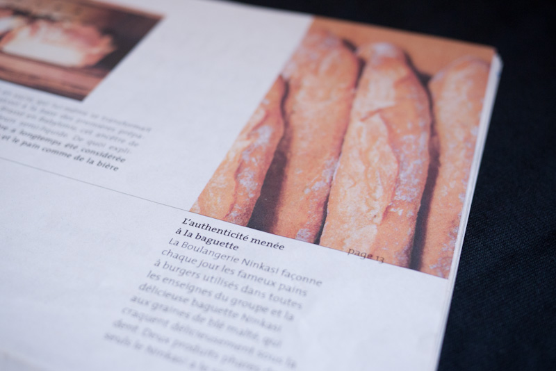 Ninkasi Boulangerie